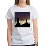 Monument Valley Storm Duo Women's T-Shirt