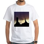 Monument Valley Storm Duo White T-Shirt