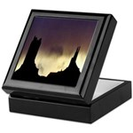 Monument Valley Storm Duo Keepsake Box