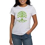 Distressed Tree III Women's T-Shirt