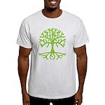 Distressed Tree III Light T-Shirt