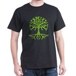 Distressed Tree III Dark T-Shirt