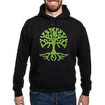 Distressed Tree III Hoodie (dark)