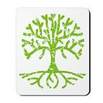 Distressed Tree III Mousepad