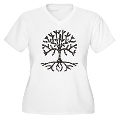 Distressed Tree II T-Shirt