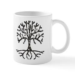Distressed Tree II Mug