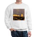 Monument Valley Storm Wall Sweatshirt