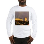 Monument Valley Storm Wall Long Sleeve T-Shirt