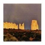 Monument Valley Storm Wall Tile Coaster