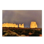 Monument Valley Storm Wall Postcards (Package of 8