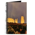 Monument Valley Storm Wall Journal