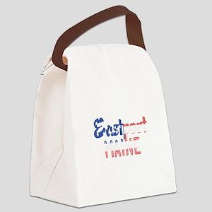 Eastport Maine Canvas Lunch Bag