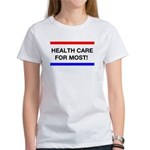 Health Care for Most Women's T-Shirt