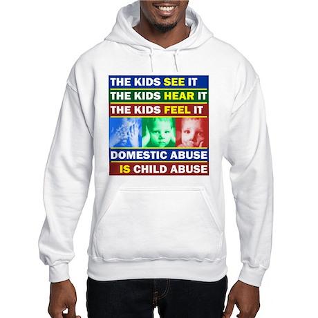 Abuse Hooded Sweatshirt
