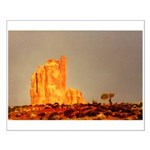 Monument Valley Small Poster
