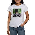 Cute Chipmunk Women's T-Shirt