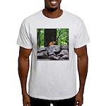 Cute Chipmunk Light T-Shirt