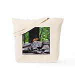 Cute Chipmunk Tote Bag