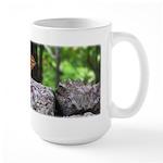 Cute Chipmunk Large Mug
