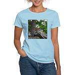 Chipmunk With Nut Women's Light T-Shirt