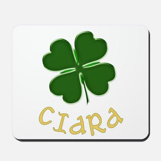 Ciara Irish Mousepad