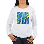 Jungle River Women's Long Sleeve T-Shirt