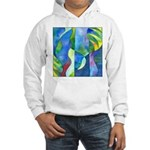Jungle River Hooded Sweatshirt