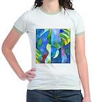 Jungle River Jr. Ringer T-Shirt