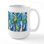 Jungle River Large Mug