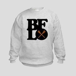 BFLO LACROSSE Kids Sweatshirt