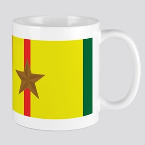 Vietnam Service 2 Star Large Mugs