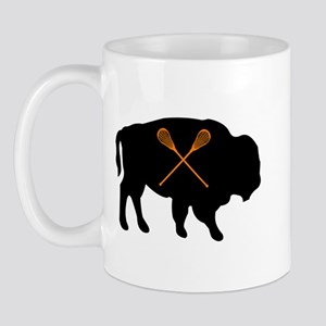 BUFFALO LACROSSE Mug