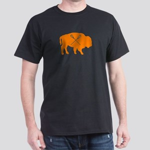 BUFFALO LACROSSE Dark T-Shirt