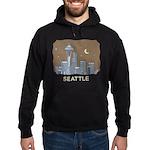 Seattle Hoodie (dark)