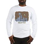 Seattle Long Sleeve T-Shirt