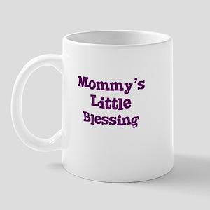 Mommy's Little Blessing Mug