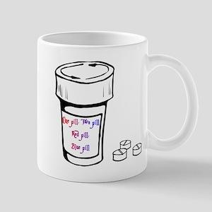 One Pill Two Pill Mug