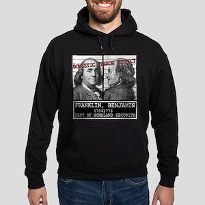 Franklin Homeland Security Su Hoodie (dark)