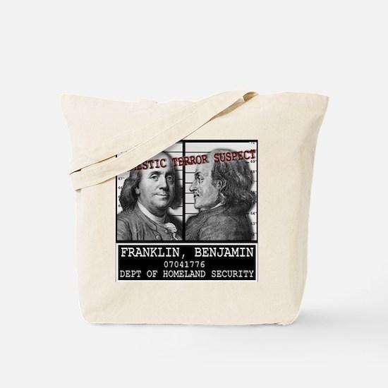 Franklin Homeland Security Su Tote Bag
