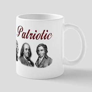 Dissent is Patriotic Mug