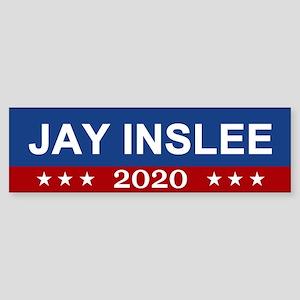 Jay Inslee 2020 Bumper Sticker