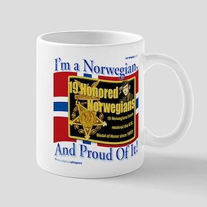 Honored Norwegians! Mug