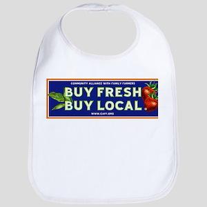 Buy Fresh Buy Local classic Bib