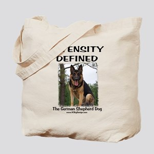 GSD Intensity Defined Tote Bag