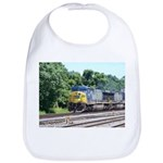 CSX Q190 Doublestack Train Bib