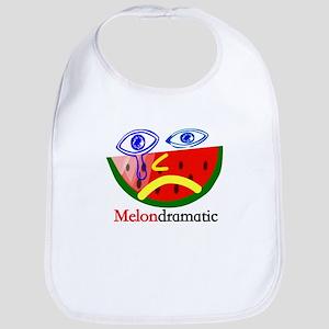 Melondramatic Bib
