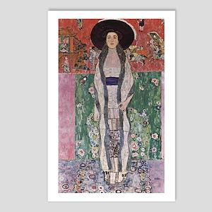 Adele Bloch-Bauer II Postcards (Package of 8)