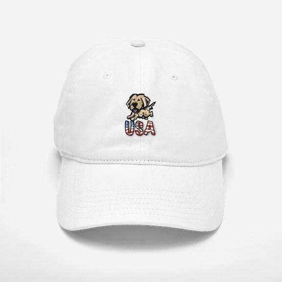 USA Retriever Baseball Baseball Cap