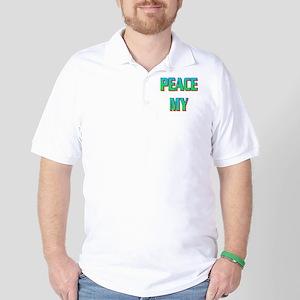 PEACE MY ASS! Golf Shirt