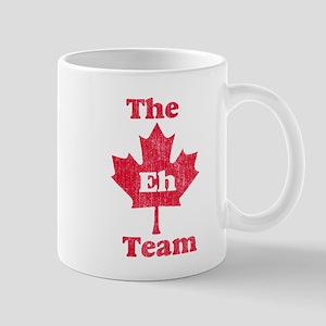 Vintage Team Eh Mug